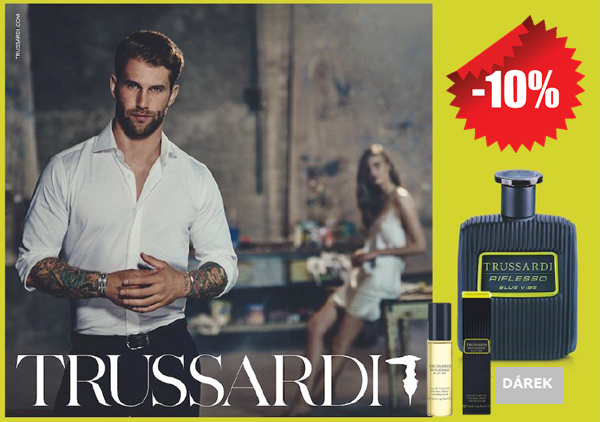 trussardi riflesso blue vibe new